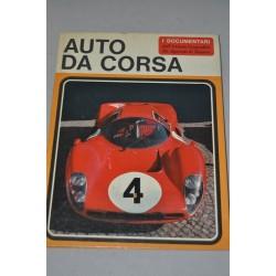 AUTO DA CORSA I DOCUMENTARI ISTITUTO GEOGRAFICO DE AGOSTINI N° 10 1968