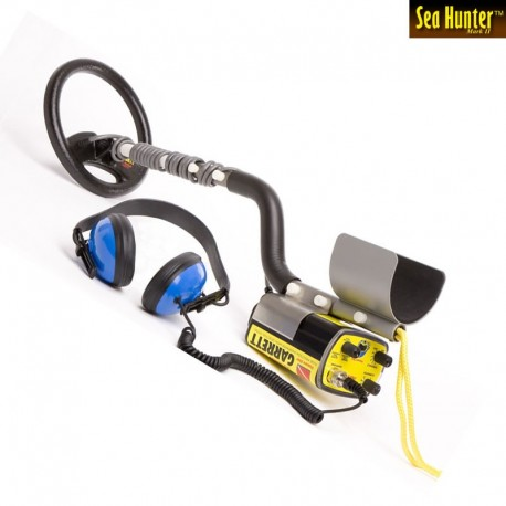METAL DETECTOR CERCA METALLI GARRETT SEA HUNTER MARK II