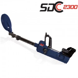 MINELAB SDC 2300 METAL DETECTOR RICERCA ORO GOLD SEARCH