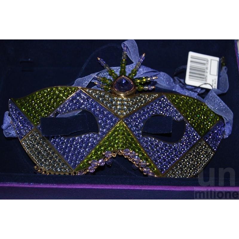 Maschera in cristalli Swarovski Edizione Limitata 2001  1806193 Altro abbigliamento