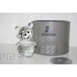 CRISTALLO SWAROVSKI GIANT BEAR MINT ORSETTO GRANDE 11 CM RARO EDIZIONE USA