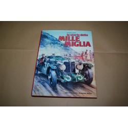 LIBRO LA STORIA DELLE MILLEMIGLIA GIOVANNI LURANI 1979