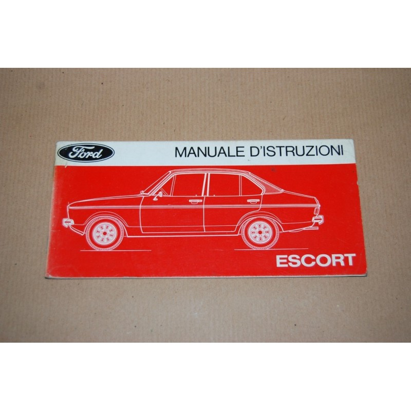 ford escort manuale d istruzioni ed i 77 6 it lievi machie rh unmilione net ford escort manual online ford escort manual transmission diagram
