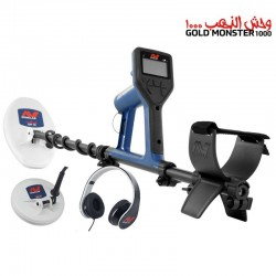 MINELAB GOLD MONSTER METAL DETECTOR RICERCA ORO GOLD SEARCH