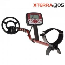 MINELAB X-TERRA 305 METAL DETECTOR PER PRINCIPIANTI