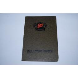 Libretto uso manutenzione FIAT 521 anno 1929 - 1° ed. Eccellente