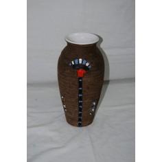 Vaso ceramica Fanciullacci serie Egitto