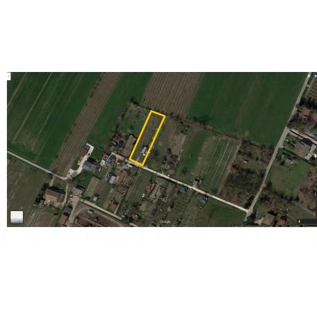 Terreno agricolo 2000 mq in Via Rio Fontanella Forlì