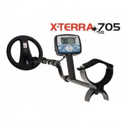 MINELAB X-TERRA 705 METAL DETECTOR AVANZATO E VERSATILE