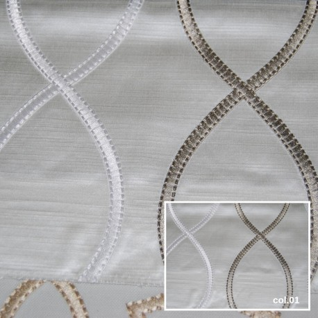 TREND X330 - Tessuto per divani poltrone 100% Poliestere 5 varianti