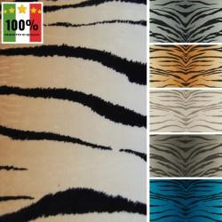 TANZANIA X372 - Tessuto per divani poltrone 100% Poliestere 5 varianti