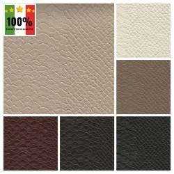 PRETTY 249 - Fintapelle per divani poltrone 24% Poliestere 75% PVC (Polivinilcloruro) 1% Poliuretanica 6 varianti