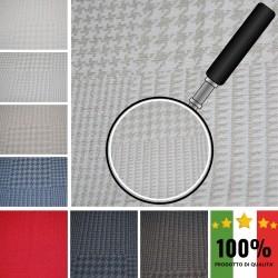 FIRST F955- Tessuto per divani poltrone 69% Cotone 31% Poliestere 6 varianti