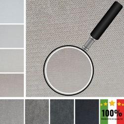 PLAY X176 - Tessuto per divani poltrone 88% Poliestere 12% Cotone 8 varianti