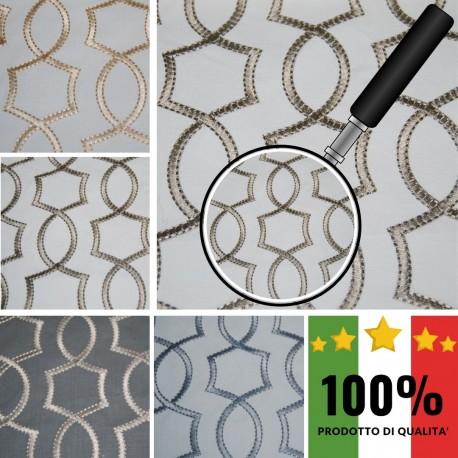 TREND X331 - Tessuto per divani poltrone 65% Poliestere 35% Cotone 4 varianti