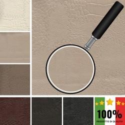 PRETTY 250 - Fintapelle per divani poltrone 24% Poliestere 75% PVC (Polivinilcloruro) 1% Poliuretanica 6 varianti