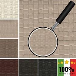 PRETTY 254 - Fintapelle per divani poltrone 24% Poliestere 75% PVC (Polivinilcloruro) 1% Poliuretanica 6 varianti