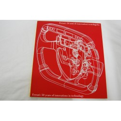 Libro Ferrari: 50 anni di innovazioni tecnologiche - 1947-1997