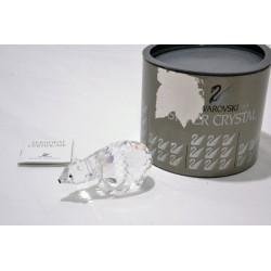 Cristallo Swarovski orso polare cod. 013 747