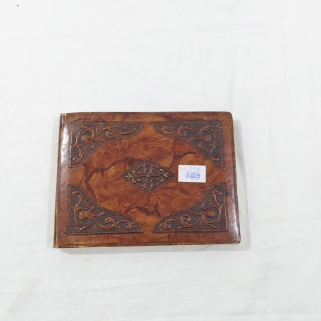 Album carnet con autografi GASSMAN E.M. SALERNO MONDAINI ALBERTAZZI
