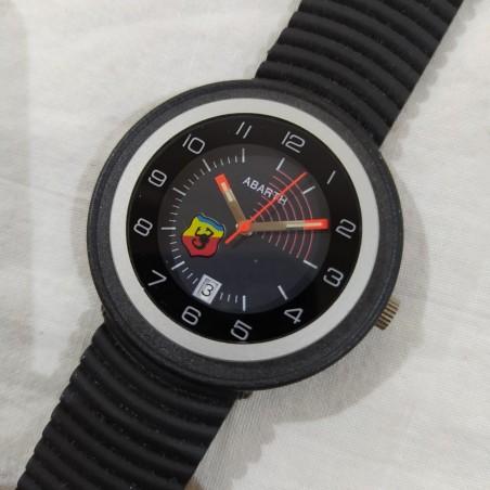 Orologio polso uomo ABARTH 40 mm Swiss made datario nuovo