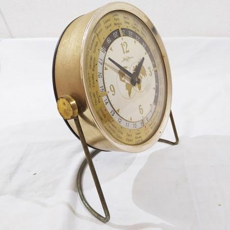 Orologio da tavolo RHYTHM  - ORE DEL MONDO 18 cm