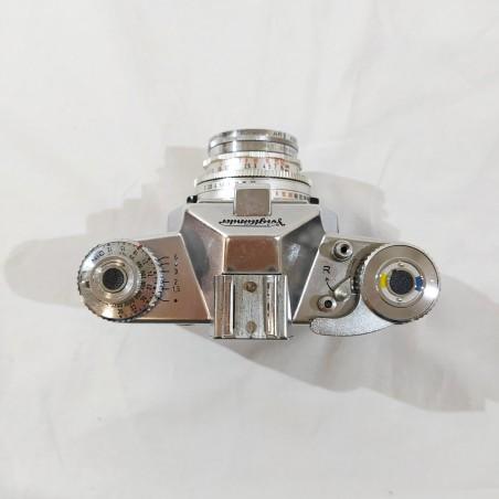 VOIGTLANDER macchina fotografica BESSAMATIC ottica COLOR SKOPAR  x 1:2.8/50