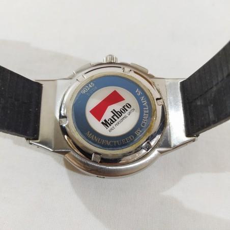 Orologio cronografo svizzero MARLBORO Racing F.1 Pro nuovo