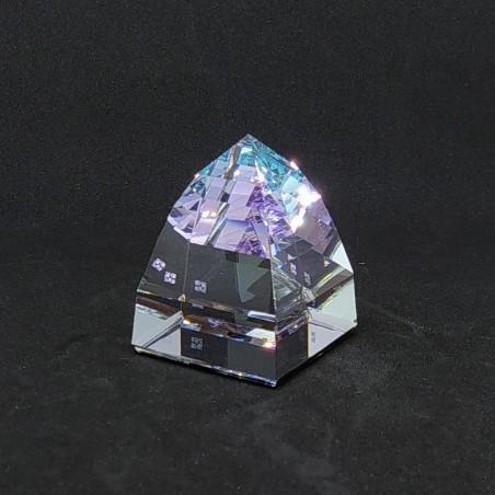 Cristallo Swarovski SMALL PYRAMID Crystal CAL Art. 7450 NR 040 0000 J6 WM Z