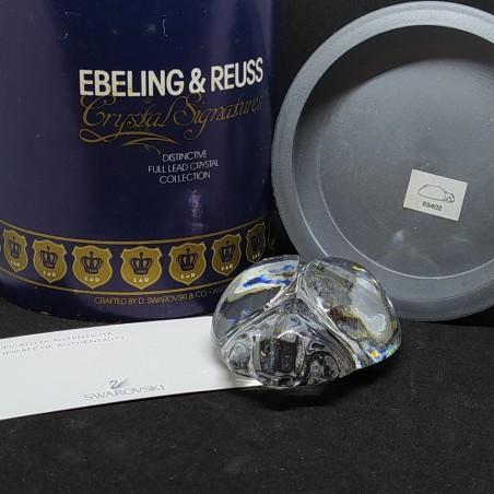 Cristallo Ebeling & Reuss su licenza Swarivski Coccinella gigante