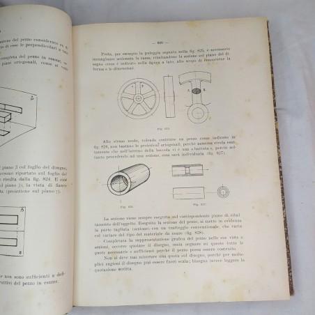 Volumi PRATICA COSTRUTTIVA E DI MANUTENZIONE DEI VELIVOLI 1941 XIX