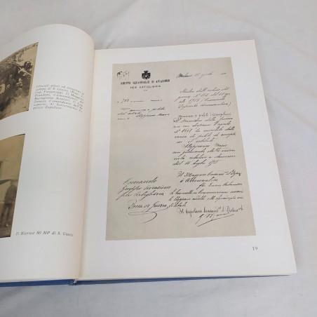 Libro CENTO AEROPLANI E UN GRANDE CUORE 1968 - Artioli Ed. Giorgio Evangelisti