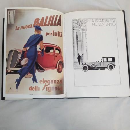 Libro L'AUTOMOBILE ITALIANA 1918-1943 Alberto Bellucci Laterza