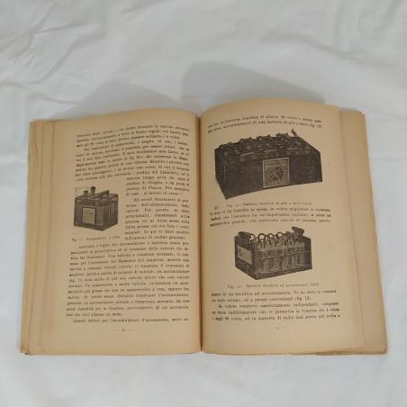 Libro CHIACCHIERANDO Di RADIOFONIA 1927 Anno V Becchis 120 pagine