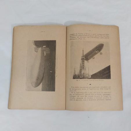 Libro I PALLONI DIRIGIBILI Antonio Vallardi 2° ed. 1926