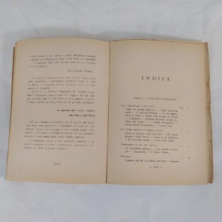 DE PINEDO AQUILA D'ITALIA Libreria del Littorio Roma