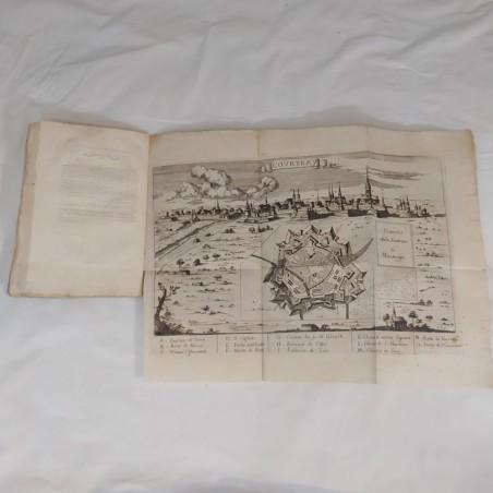 ALMANACCO MILITARE SCIENTIFICO STORICO 1794 Maggio