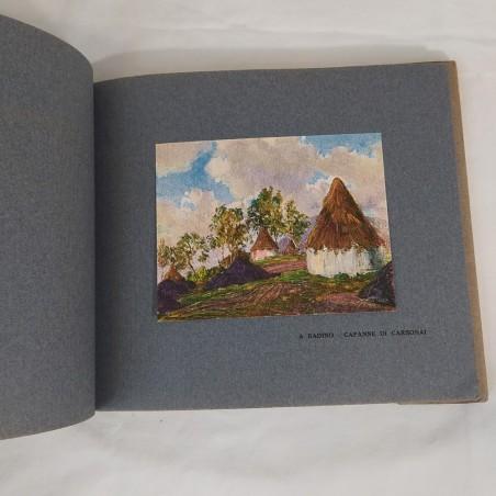 ALDO MAZZA raccolte disegni delle PALUDI PONTINE