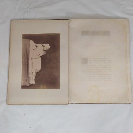 Libro ALBO degli ARTISTI di MODENA 1886