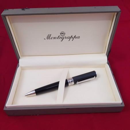 MONTEGRAPPA penna roller fusto nero 13 mm inusata