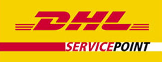 Corriere DHL Service point
